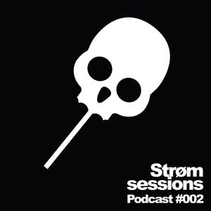 #002 - Strom Sessions podcast ft Roderick Fox