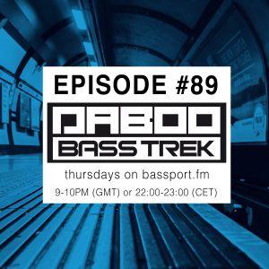 BASS TREK 89 with DJ Daboo on bassport.FM