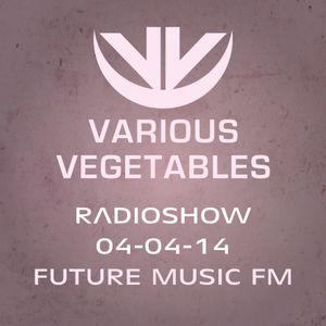 VV Future Music Radioshow #9