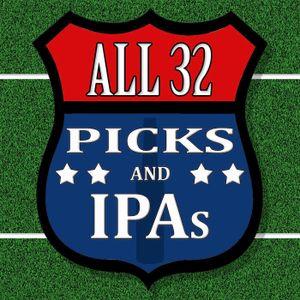 16: Week 3 picks and the Sierra Nevada Hop Hunter IPA