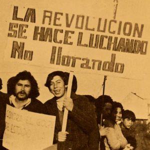 PERSPECTIVAS - RUCH 34 - Solidaridad con Chile 3/3 – Chilenos en el exilio