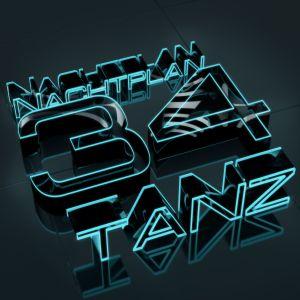 DJ Led Manville - Nachtplan Tanz Vol.34 (2017)