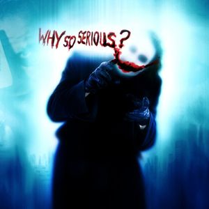 Why so Serious? by Fanatic 132-140 bpm