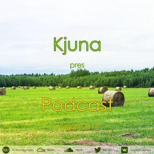 Kjuna pres Poscast (August 2017)