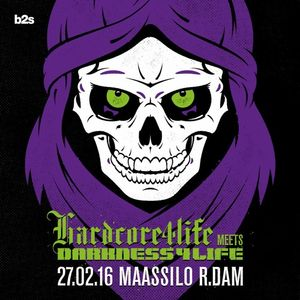 Lowroller @ Hardcore4life meets Darkness4life 2016