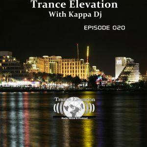 Kappa Deejay - Trance Elevation [Episode 020]