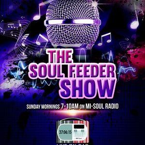 The Soul Feeder Show Sunday 31-01-16 7-10am
