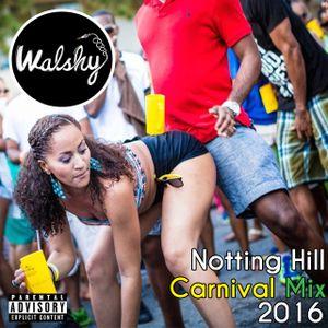 Carnival 2016 Bashment / Dancehall Mix