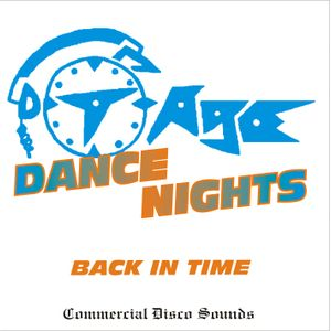 DJ T-Age's Dance Nights - Back In Time (08/12)