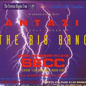 Carl Cox Fantazia The Big Bang 1993