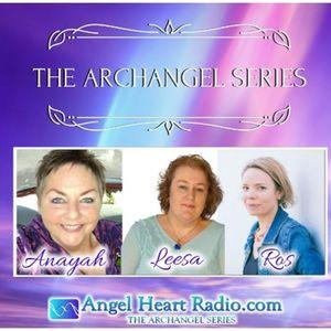 Archangel Haniel: Ep 2 The Archangel Series on Angel Heart Radio