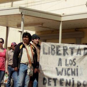2014-09-11 - Dario Aranda - Encarcelan a wichis en Formosa por luchar