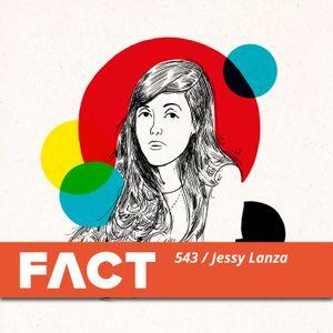 FACT mix 543: Jessy Lanza