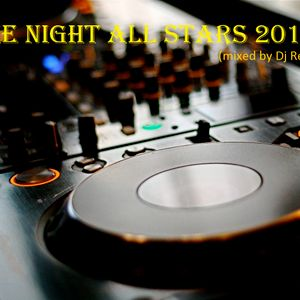 The Night All Stars 2014 (mixed by Dj Reas-on)