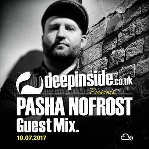 PASHA NOFROST is on DEEPINSIDE #02