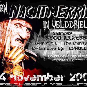 Unhold (Aka The ShockBlaster) - Nightmare Velddriel 24-11-07