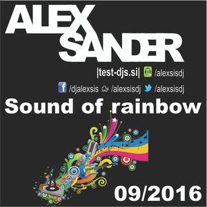 sound of rainbow (september 2016)
