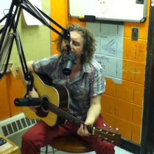 Radio Nowhere Interview with James Maddock 6/10/12