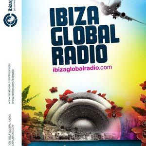 Coyu at Ibiza Global Radio (August 2010)