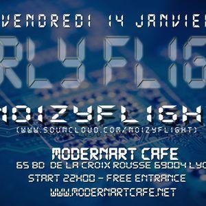 NOIZYFLIGHT Mix @ Modernart 14-01-2011 part3