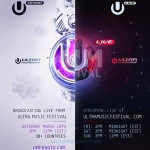Jillionaire (Major Lazer) - Ultra Music Festival Miami (25 03 2018