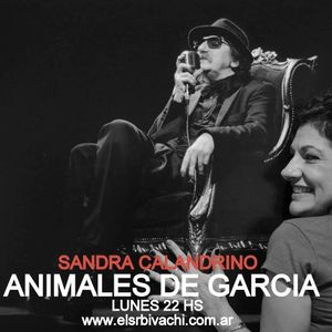 ANIMALES DE GARCIA, Episodio 34, CHARLY Y SU AMIGO PEDRO AZNAR, 19/12/2017