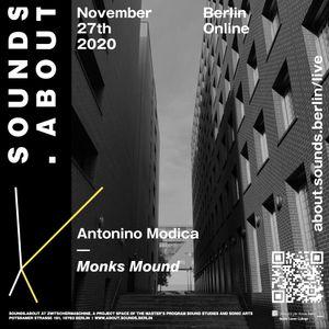 Monks Mound #11 Live at SoundsAbout
