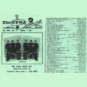 Ottawa Top 40 Chart: June 7th 1967