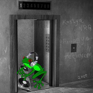 Darius Norv - Froggy Techno (Live)