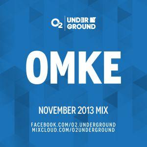 Omke - O2 Underground (11-2013)