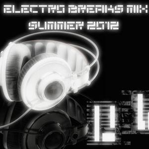 Electro Breaks Summer 2012 promo mix