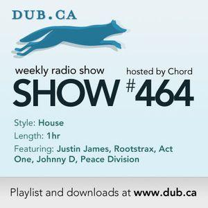 DUB:fuse Show #464 (December 31, 2011)