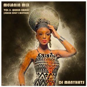 Melanin Mix vol 5 - Queen Nandi - by Manyhats