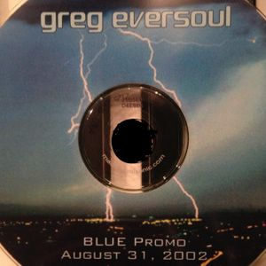 Greg Eversoul Blue SF 2002