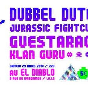 RCV99FM - What's up - 25/03/14 - invités : Jurassic Fight Club / Klan Guru