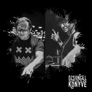Chris.SU + DJ Ren at Dzsungel Konyve 2017.06.14