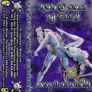 Ron D Core - Angel Of Death (Los Angeles Porn Star) side.a 1995