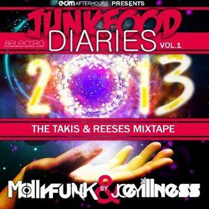 Molly Funk vs. Joey Illness - Junkfood Diaries Vol. 1 (The Takis & Reeses Mixtape)