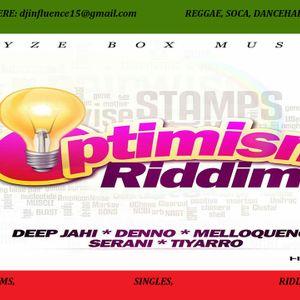 Optimism Riddim(Reggae) Promo Mix by DjInfluence