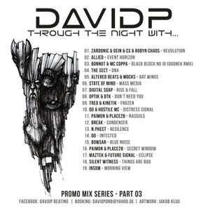 davidp promo mix series - through the night with... (part03)
