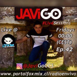 JaviGo LiveSessions Nº 42 (Live@ PortalFoxMix)