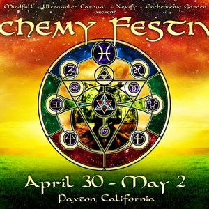 Live DJ set at Alchemy Festival, California 2010 (Downbeat)