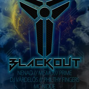 Mismo @ Blackout 24 Maj warm up mix