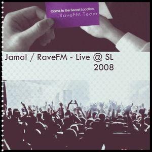 Jamal / RaveFM - Live Set at Secret Location 2007
