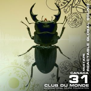 Club du Monde @ Canada - Reactable Global Sound ene/2011