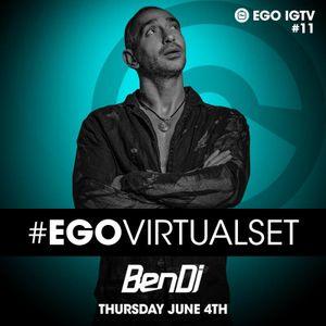 #EGOVirtualSet EP 11 • Ben Dj • 04/06/2020
