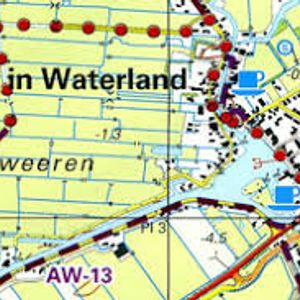 Radio vrij Waterland 102FM 1981