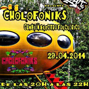 La.Selva>radioshow ! 29/04/2014. DJ's _ Coconutah. CHOLOFONIKS. Silly Tang