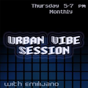 Urban Vibe Session [003] with Emilijano (guest mix by TekBoys ND)