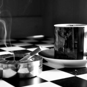 """Coffee and Cigarettes  (""""Spring"""" Podcast)"""